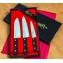 Dárková sada nožů Tojiro Western 3ks (135mm, 170mm, 180mm)