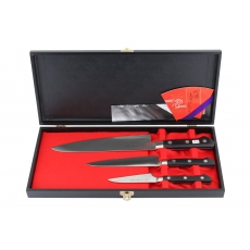 Dárková sada nožů Tojiro Western 3ks (210mm, 150mm, 90mm)