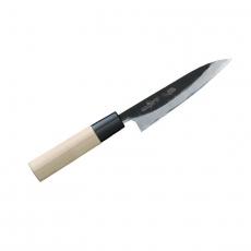 Japonský šéfkuchařský nůž Tojiro Shirogami F-691 černěný 120 mm