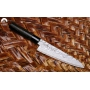 Japonský šéfkuchařský nůž Tojiro Shippu Black 180mm