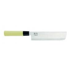 Japonský nůž na ovoce CHROMA Haiku Yakitori HY-06 Nakiri 188 mm