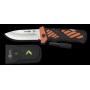 Zavírací nůž K25 / RUI Serie Energy Orange 123mm