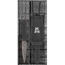 Malý taktický nůž TACTICO K25 / RUI BOTERO 75mm - dýka na krk