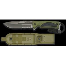 Outdoorový nůž K25 / RUI Green 128mm