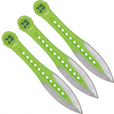 Sada vrhacích nožů Haller 83957 Zombie Dead, 185 mm (3 kusů)