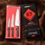 Sada kuchyňských nožů Samura Damascus 67, SD67-0220, (98 mm, 150 mm, 208 mm)