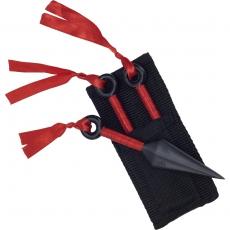 Sada vrhacích nožů Haller 80416 Kunai (3 kusů)
