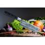 Nůž Nakiri na ovoce a zeleninu Samura Super 5 (SP5-0043), 171 mm