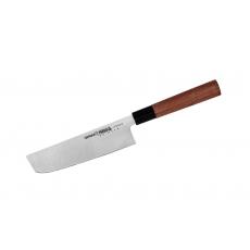 Nůž Nakiri na zeleninu Samura OKINAWA (SO-0174), 172 mm