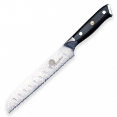 Nůž na chléb a pečivo Dellinger Samurai Professional Damascus...