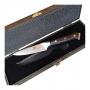 Nůž na okrajování ovoce a zeleniny Dellinger Samurai Professional Damascus VG-10, 100mm