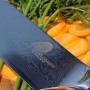 Nůž šéfkuchaře Dellinger Samurai Professional Damascus VG-10, 200mm