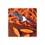Japonský nůž na okrajování ovoce a zeleniny Dellinger Rose-Wood Damascus, 70mm
