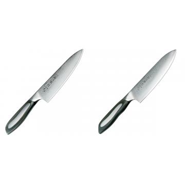 Japonský šéfkuchařský nůž Tojiro Flash 160mm + Japonský šéfkuchařský nůž Tojiro Flash (FF-CH180), 180 mm