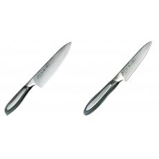 Japonský šéfkuchařský nůž Tojiro Flash 160mm + Japonský...