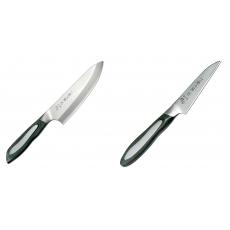 Japonský tradiční nůž na ryby a maso Deba Tojiro Flash 165mm +...