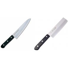 Japonský šéfkuchařský nůž Tojiro Western, 180mm (F-312) +...