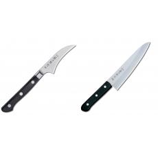 Japonský loupací nůž Tojiro Western 70mm + Japonský šéfkuchařský...