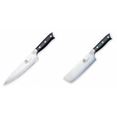 Nůž šéfkuchaře Dellinger Samurai Professional Damascus VG-10,...