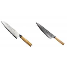 Šéfkuchařský nůž Seburo HOKORI EDGE Damascus 200mm +...