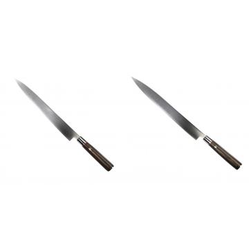 Kuchyňský nůž SEBURO MUTEKI Yanagiba 260mm + Kuchyňský nůž SEBURO MUTEKI Yanagiba 285mm