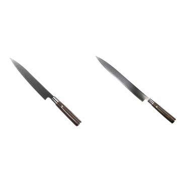 Kuchyňský nůž SEBURO MUTEKI Yanagiba 200mm + Kuchyňský nůž SEBURO MUTEKI Yanagiba 285mm