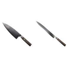 Kuchyňský nůž Seburo MUTEKI Deba 200mm + Kuchyňský nůž SEBURO...
