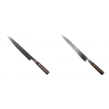 Kuchyňský nůž SEBURO MUTEKI Yanagiba 230mm + Kuchyňský nůž SEBURO MUTEKI Yanagiba 260mm