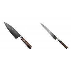Kuchyňský nůž Seburo MUTEKI Deba 180mm + Kuchyňský nůž SEBURO...