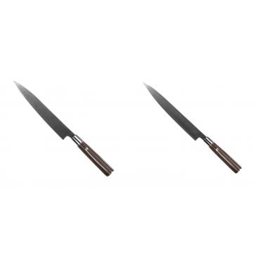 Kuchyňský nůž SEBURO MUTEKI Yanagiba 200mm + Kuchyňský nůž SEBURO MUTEKI Yanagiba 230mm