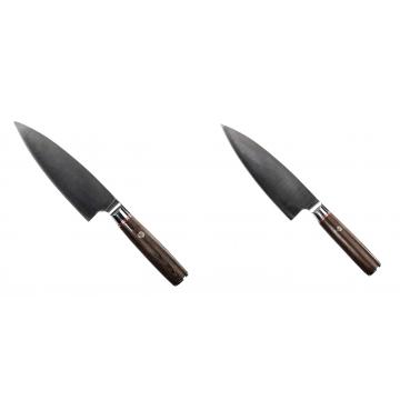 Kuchyňský nůž Seburo MUTEKI Deba 160mm + Kuchyňský nůž Seburo MUTEKI Deba 180mm